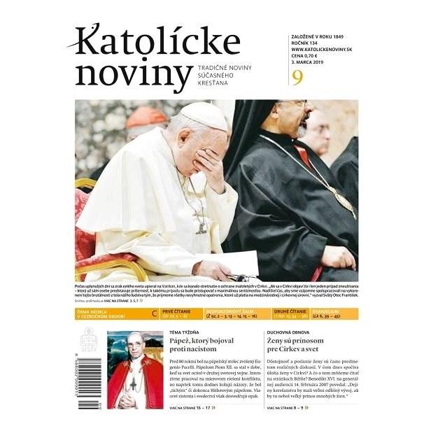 Katolícke noviny - 09/2019 - Elektronické noviny