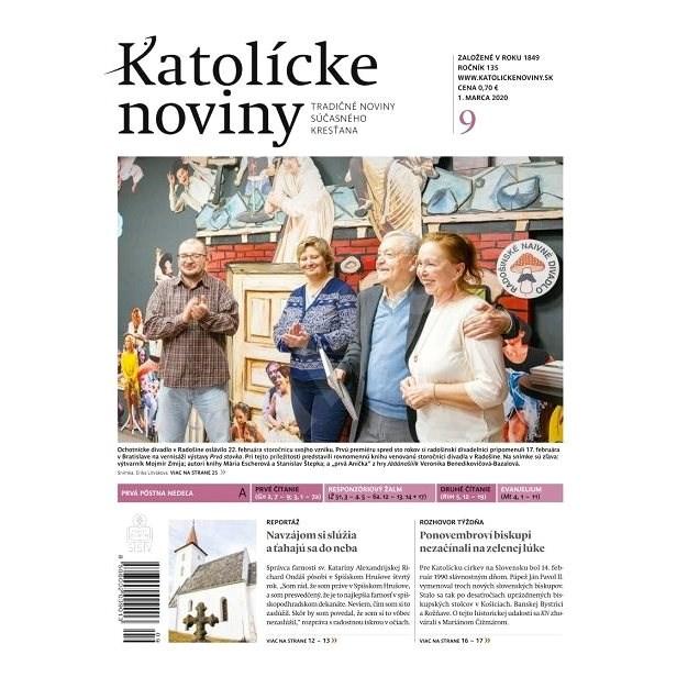 Katolícke noviny - 09/2020 - Elektronický časopis
