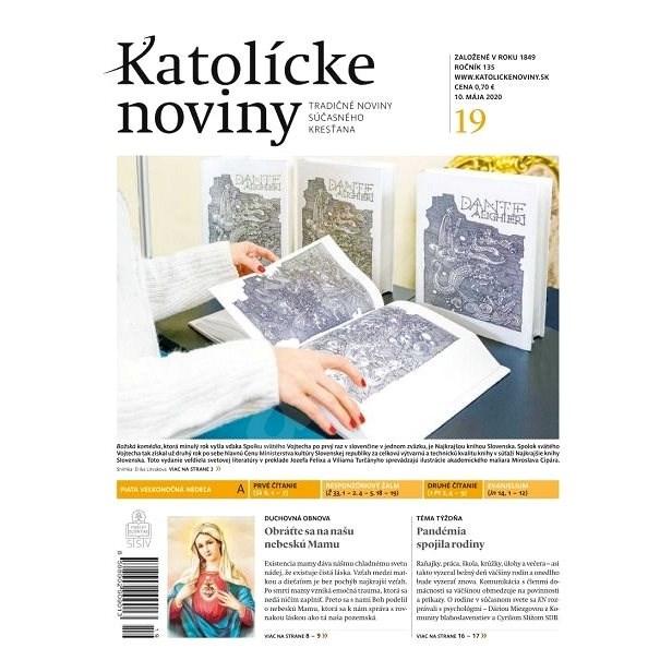 Katolícke noviny - 19/2020 - Elektronický časopis
