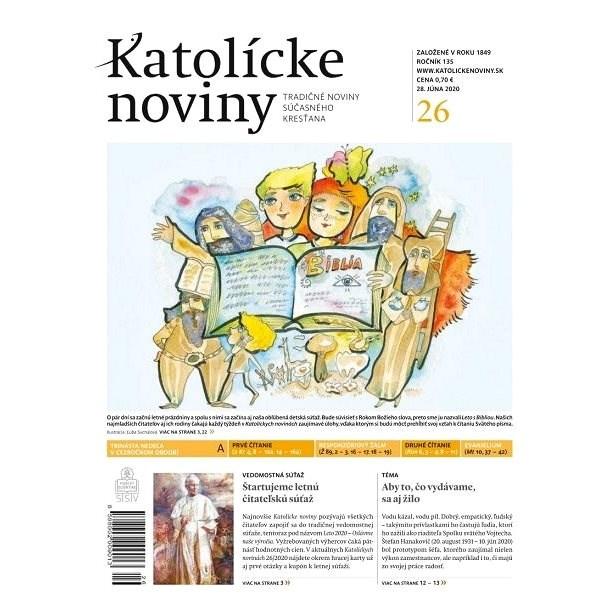 Katolícke noviny - 26/2020 - Elektronický časopis