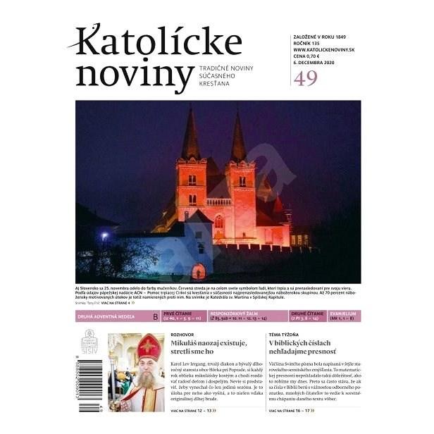 Katolícke noviny - 49/2020 - Elektronické noviny