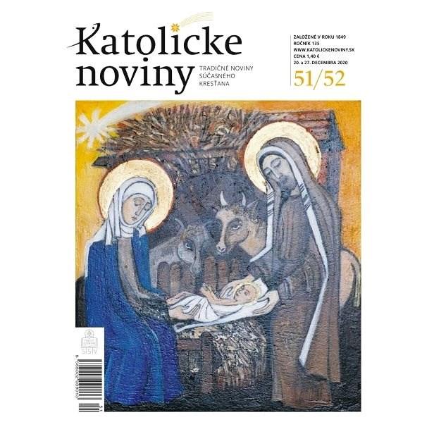 Katolícke noviny - 51-52/2020 - Elektronické noviny