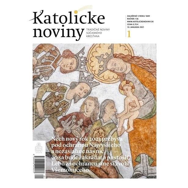 Katolícke noviny - 01/2021 - Elektronické noviny