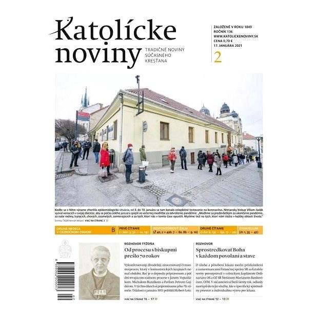 Katolícke noviny - 02/2021 - Elektronické noviny