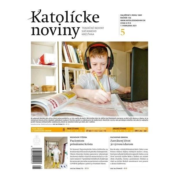 Katolícke noviny - 05/2021 - Elektronické noviny