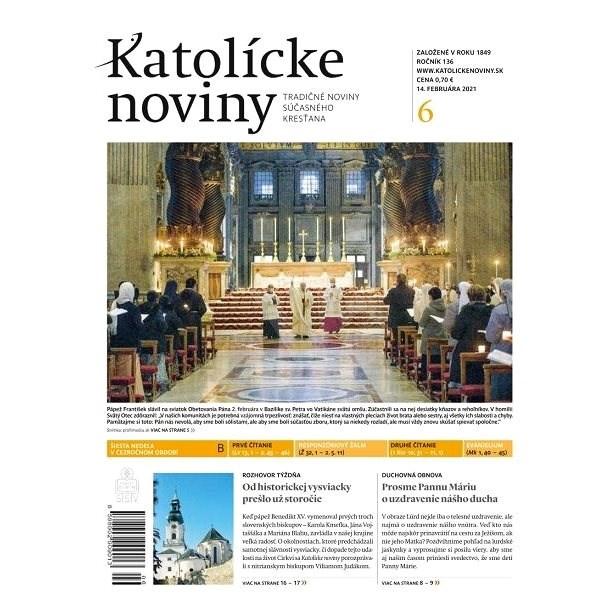 Katolícke noviny - 06/2021 - Elektronické noviny
