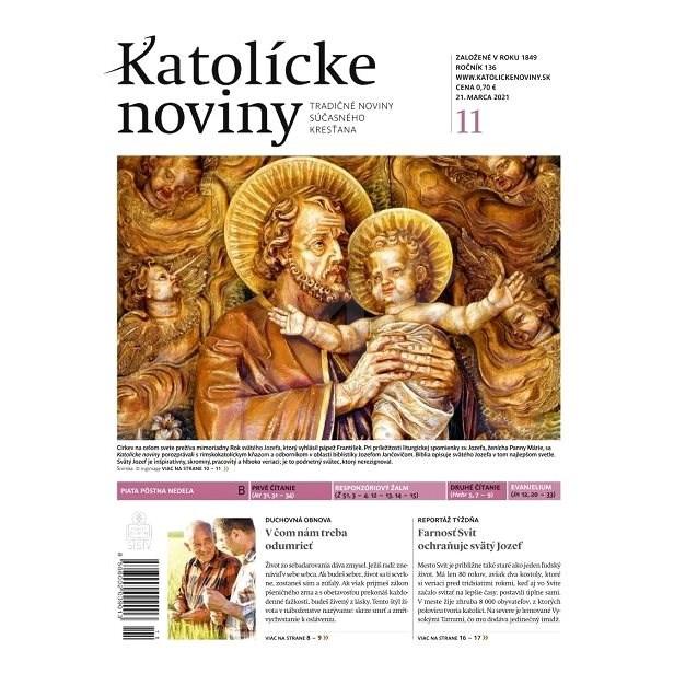 Katolícke noviny - 11/2021 - Elektronické noviny