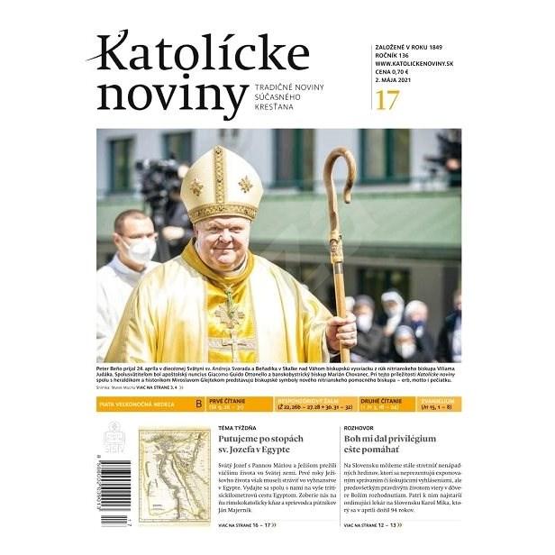 Katolícke noviny - 17/2021 - Elektronické noviny