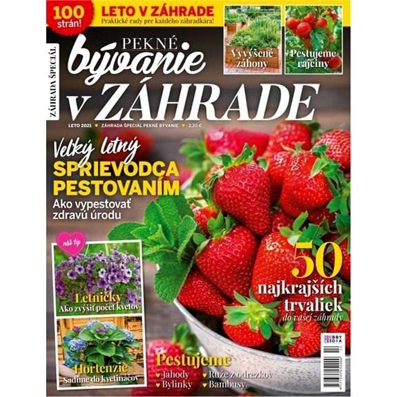 Pekné bývanie v záhrade - 2/2021 - Elektronický časopis