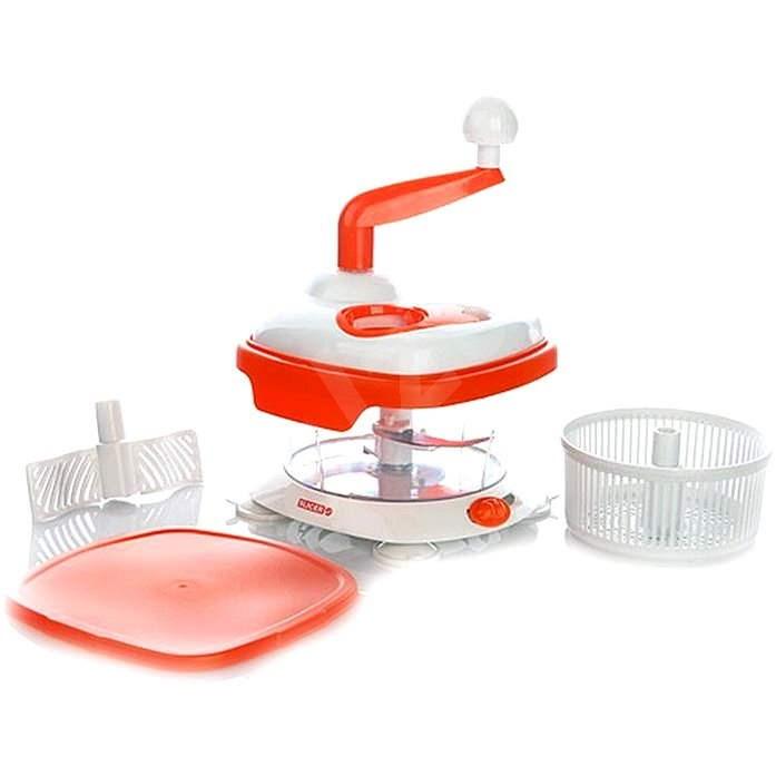 Master Slicer Red Limited Edition - Elektrický krájač