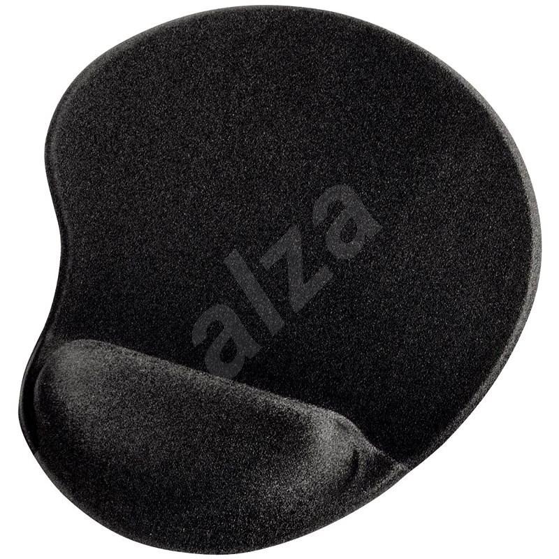 Hama gélová, čierna - Podložka pod myš