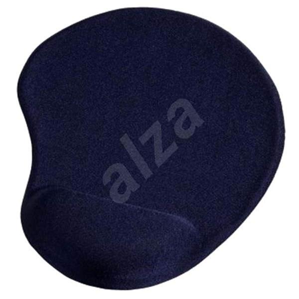 Hama gélová, modrá - Podložka pod myš