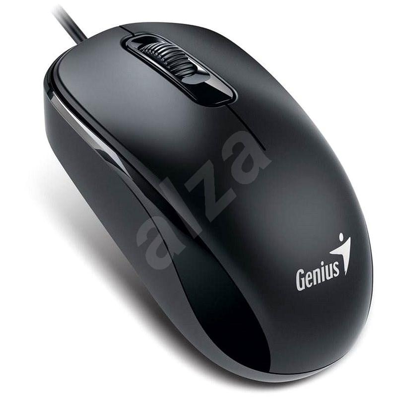 Genius DX-110 Calm black - PS/2 - Myš