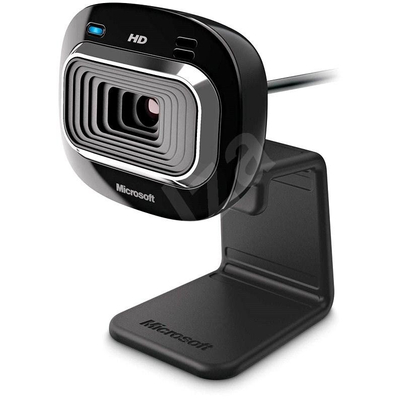 Microsoft LifeCam HD-3000 čierna - Webkamera
