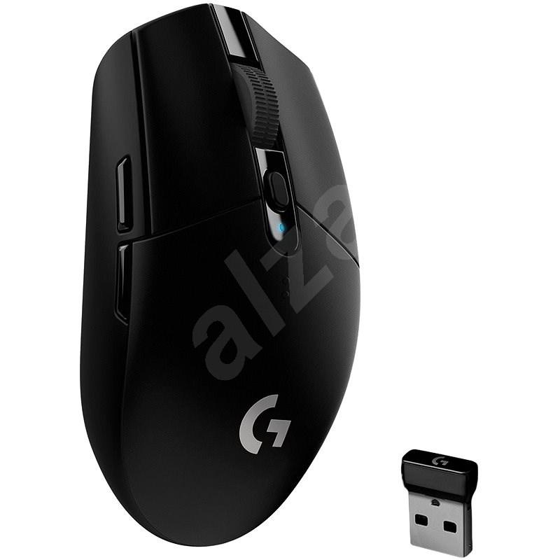 Logitech G305 Recoil čierna - Herná myš