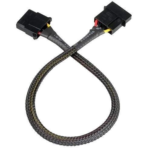 AKASA AK-CBPW02-30 4 pin Molex Power 0,3 m - Napájací kábel