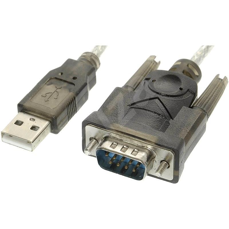 OEM USB -> sériový COM port (RS232) (MD9) - Redukcia