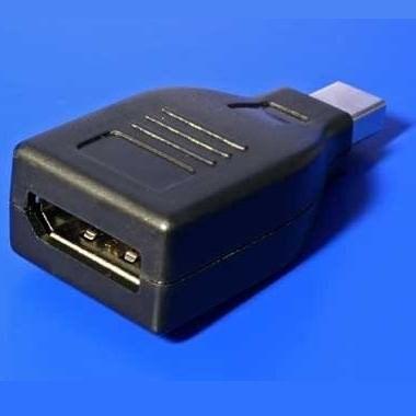 ROLINE DisplayPort (F) --> mini DisplayPort (M) - Redukcia
