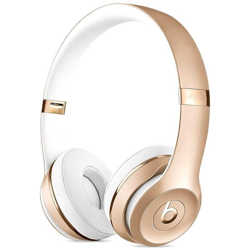 Beats Solo3 Wireless - gold - Bezdrôtové slúchadlá