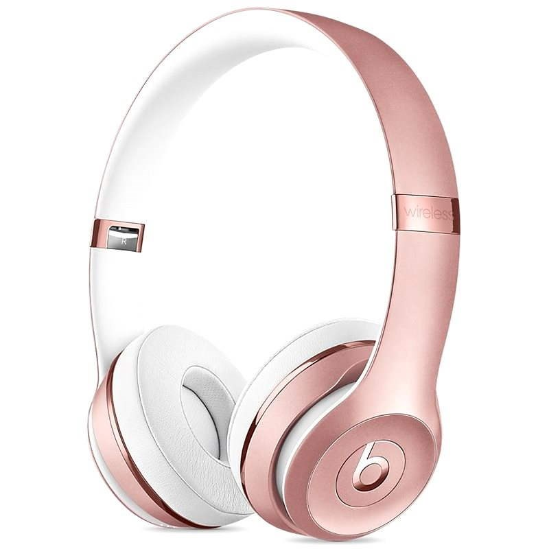 Beats Solo3 Wireless - rose gold - Bezdrôtové slúchadlá