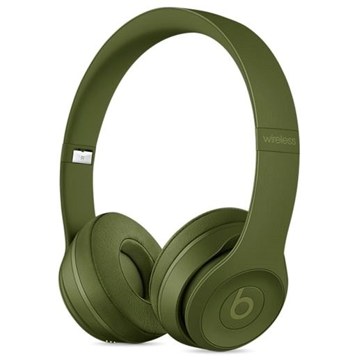 Beats Solo3 Wireless - Turf Green - Bezdrôtové slúchadlá