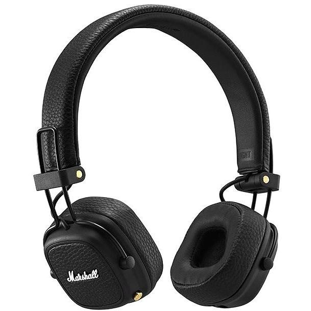 Marshall Major III Bluetooth – Black - Bezdrôtové slúchadlá