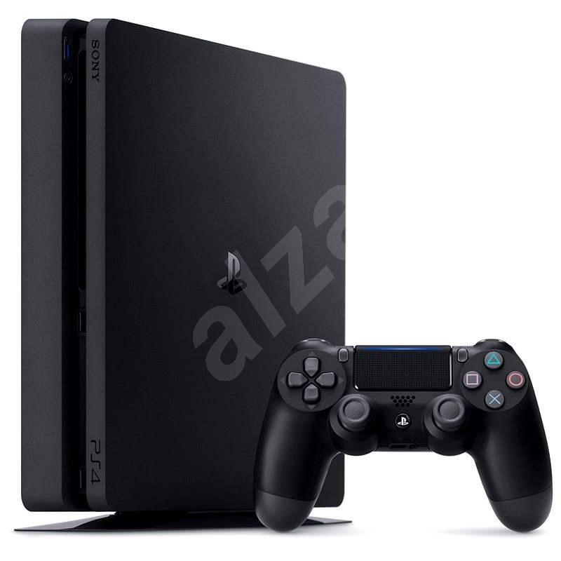 PlayStation 4 Slim 500 GB - Herná konzola