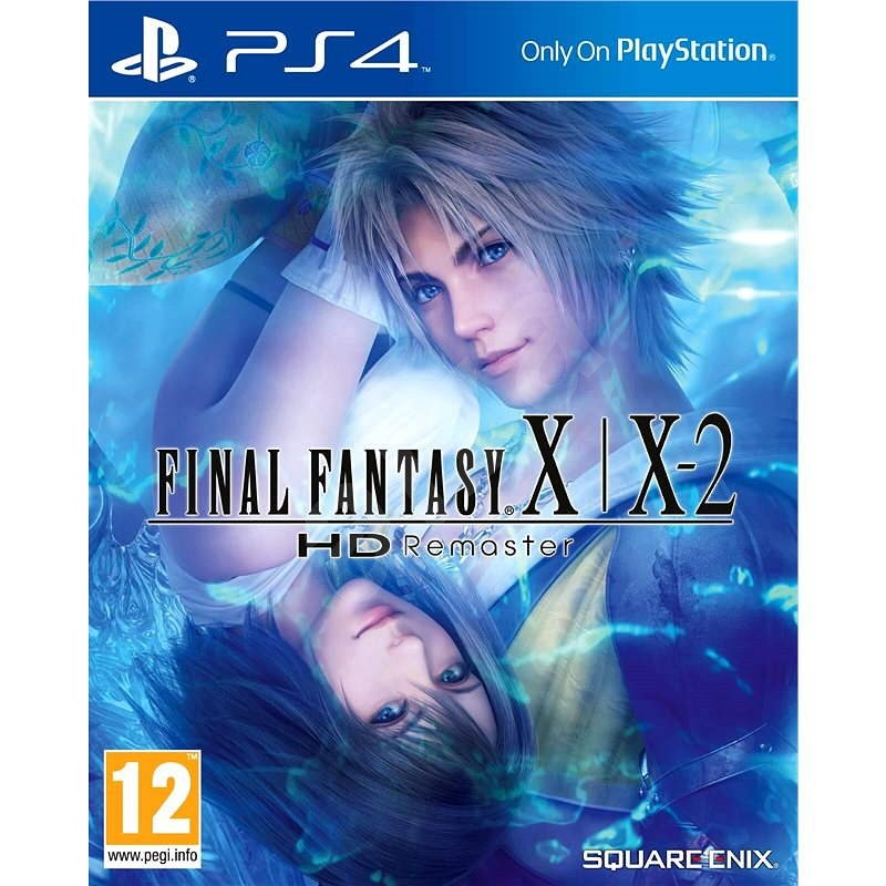 PS4 - Final Fantasy X | X-2 HD Remaster Limited Edition - Hra na konzolu