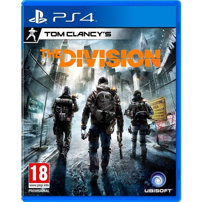 Tom Clancys The Division – PS4 - Hra na konzolu