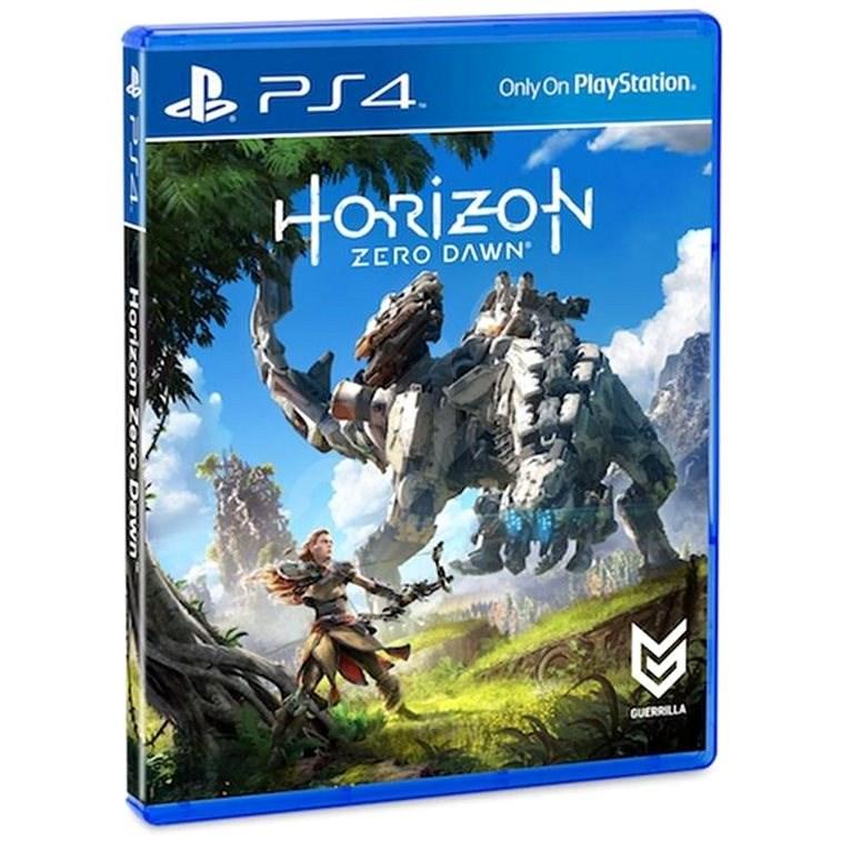 Horizon: Zero Dawn – PS4 - Hra na konzolu