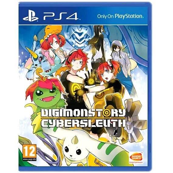 Digimon Story: Cyber Sleuth - PS4 - Hra na konzolu