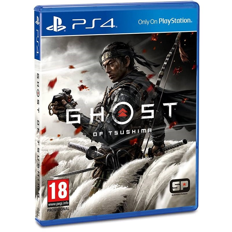 Ghost of Tsushima – PS4 - Hra na konzolu