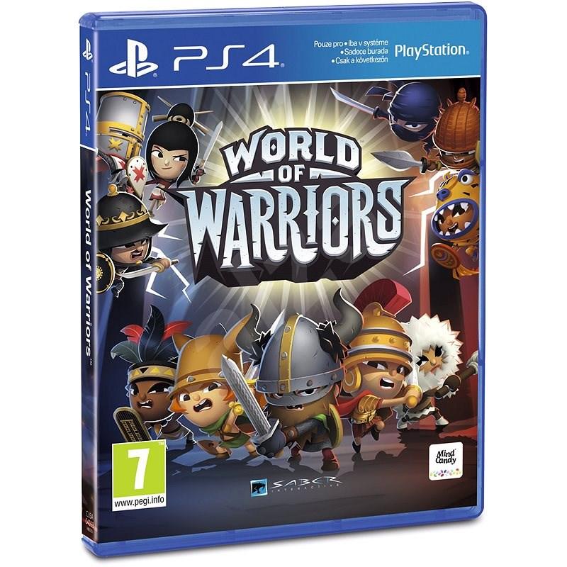 World of Warriors – PS4 - Hra na konzolu