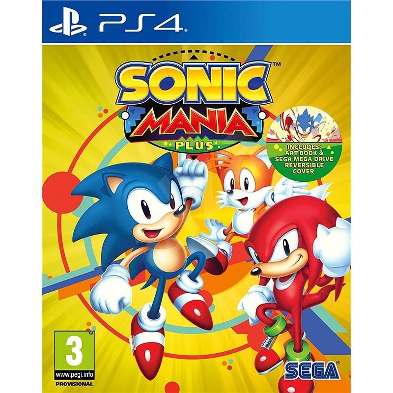 Sonic Mania Plus – PS4 - Hra na konzolu