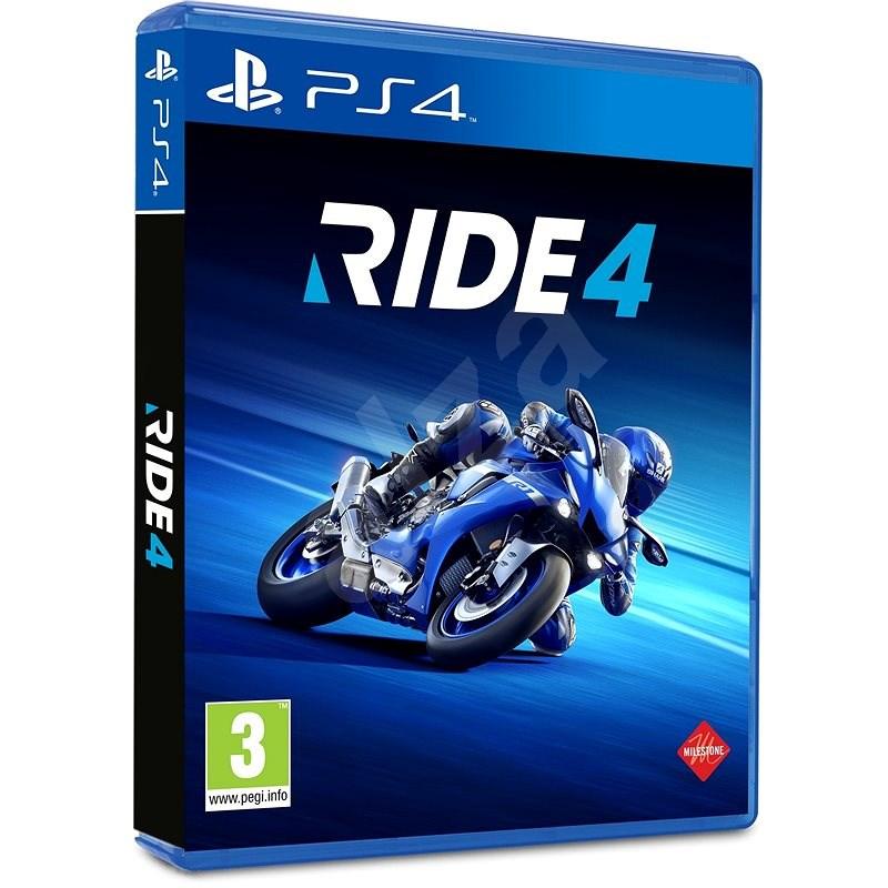 RIDE 4 – PS4 - Hra na konzolu