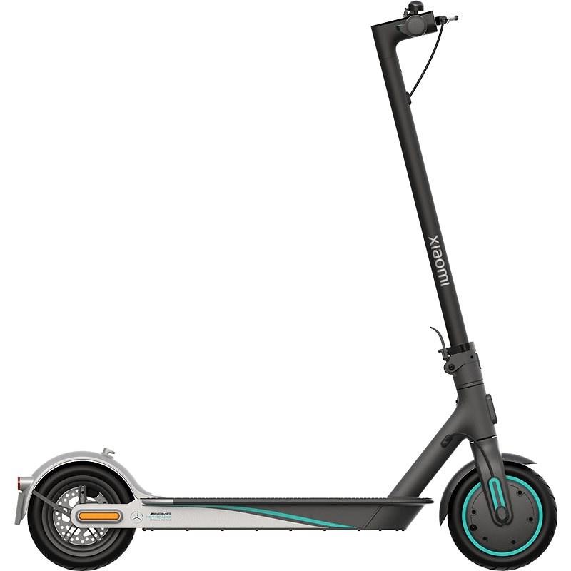 Xiaomi Mi Electric Scooter Pro 2 Mercedes F1 Team Edition - Elektrická kolobežka