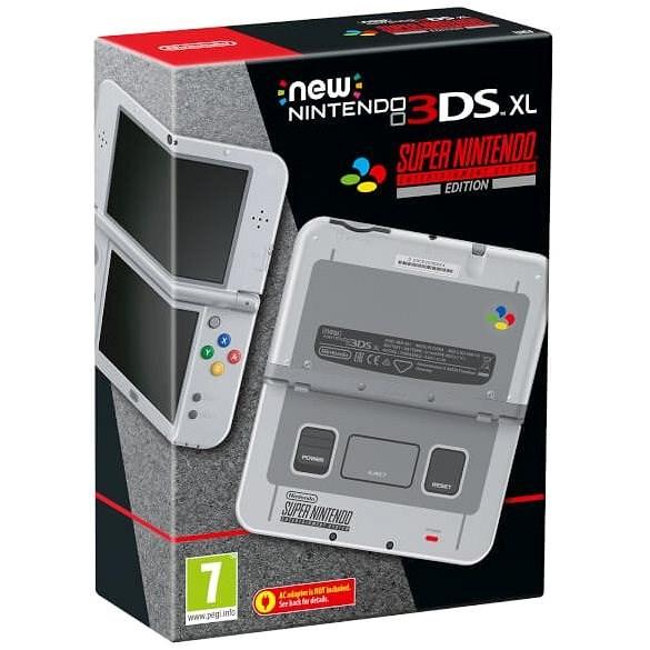 Nintendo NEW 3DS SNES Edition - Herná konzola