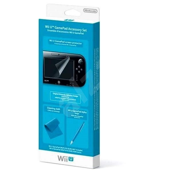 Nintendo Wii U GamePad Accessory Set - Set
