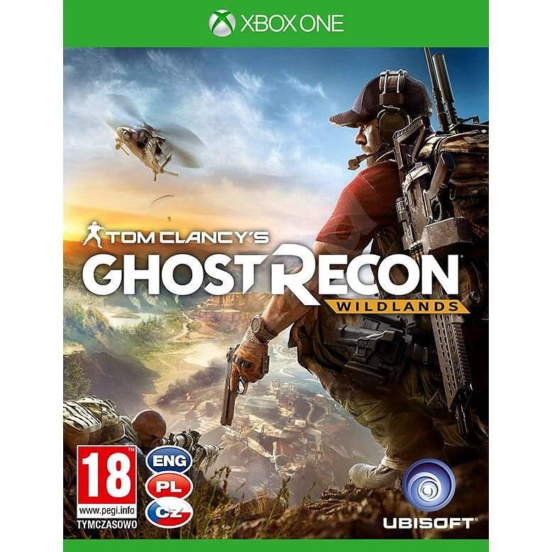 Xbox One - Tom Clancy's Ghost Recon: Wildlands - Hra na konzolu