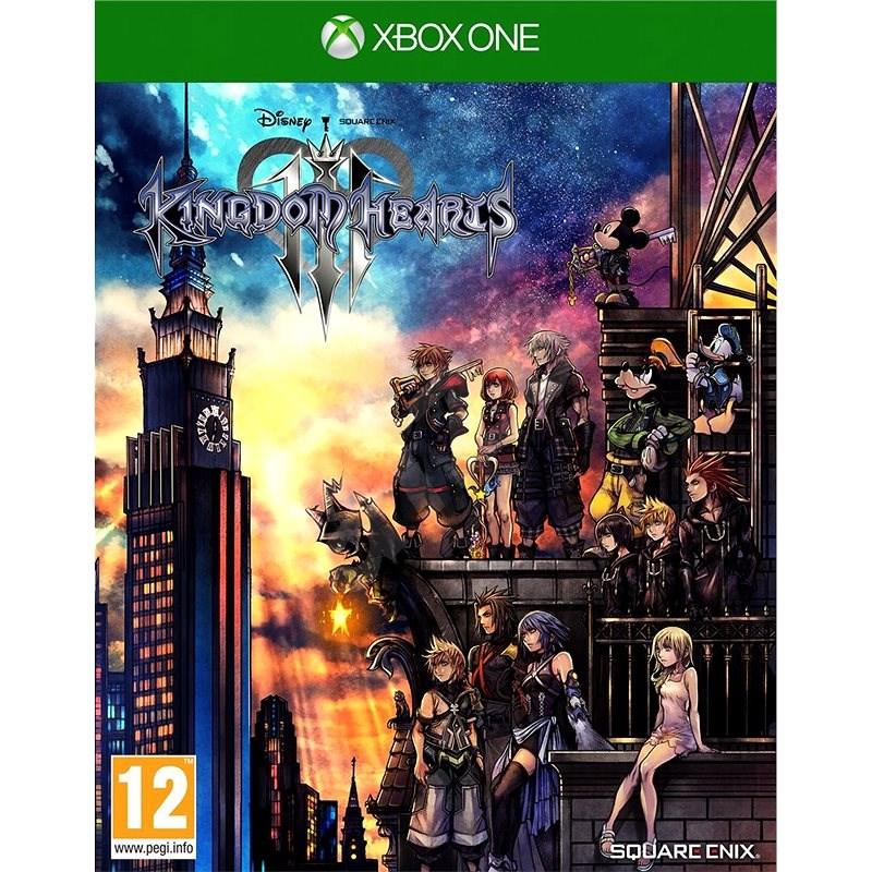 Kingdom Hearts 3 – Xbox One - Hra na konzolu