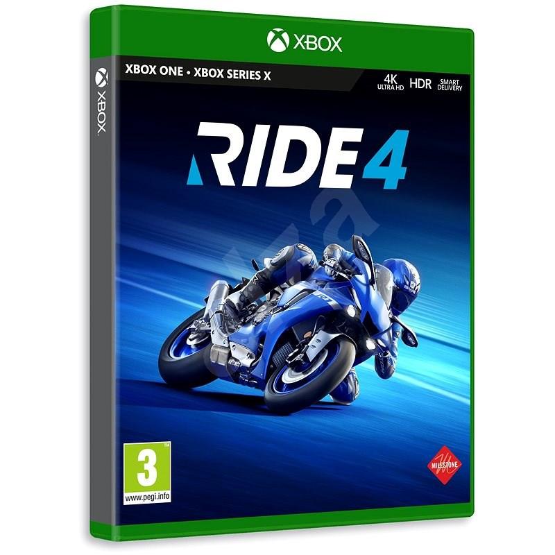 RIDE 4 – Xbox One - Hra na konzolu
