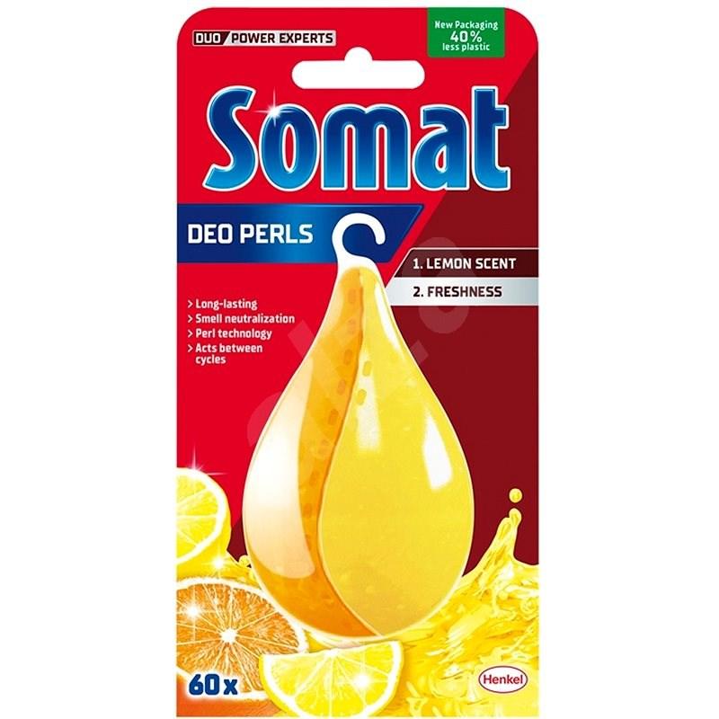 SOMAT Deo Perls Lemon - Vôňa do umývačky