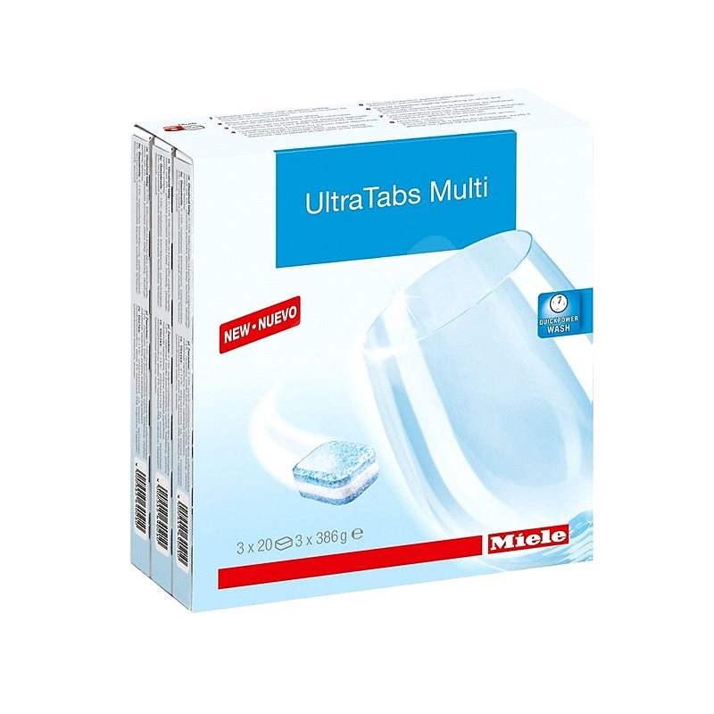 MIELE Tablety do umývačiek riadu UltraTabs Multi - Tablety do umývačky