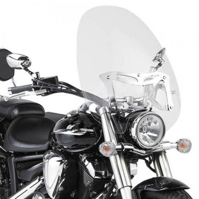 GIVI A 46 čiré plexi Yamaha XVS 950/1300A Midnight Star (07-15) - Náhradný diel