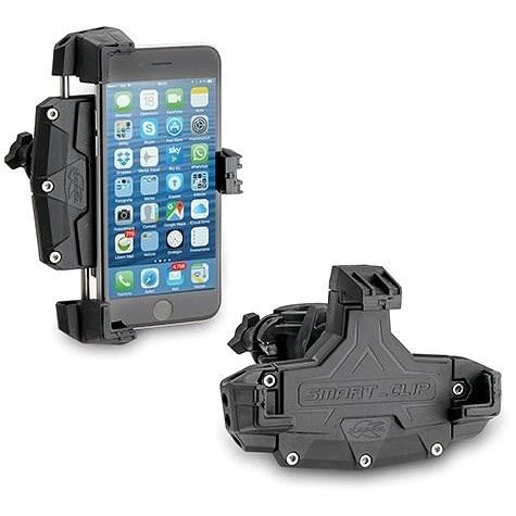 Univerzálny držiak KAPPA smartfón na rozmery prístroja 112 × 52 mm až 148 × 75 mm - Držiak na mobil