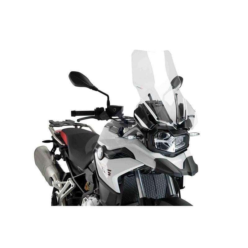 PUIG TOURING priehľadné pre BMW F 750 GS (2018 – 2019) - Plexi na moto