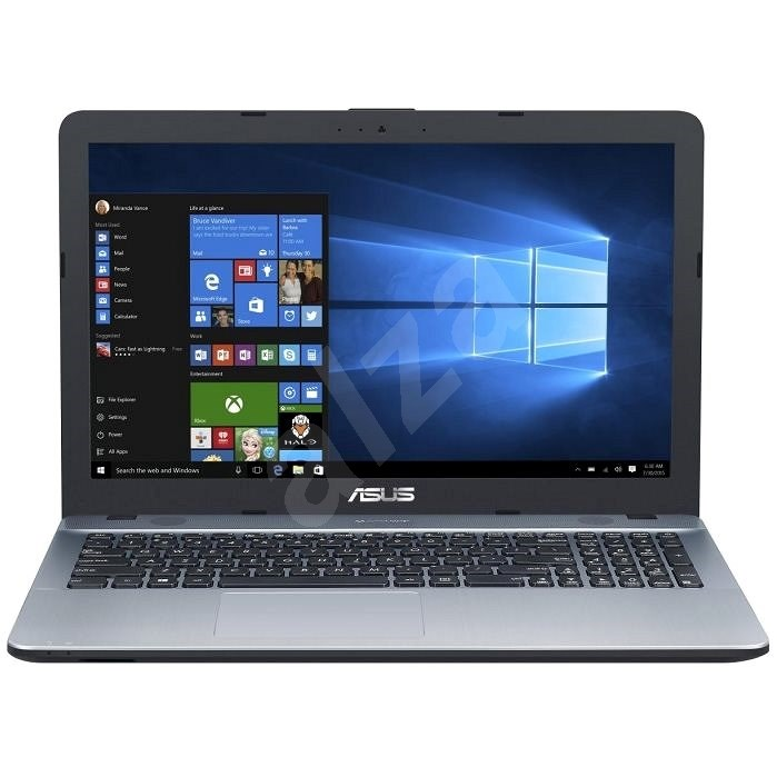 ASUS VivoBook Max X541NA-GQ171T Silver Gradient - Notebook