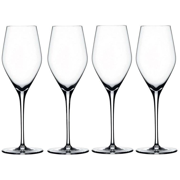 Spiegelau Poháre na Prosecco 4 ks 270 ml - Pohár na biele víno