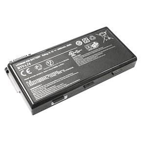 MSI pre notebooky MSI 15.6 a 17, 7800mAh, 9 článková, čierna - Batéria do notebooku