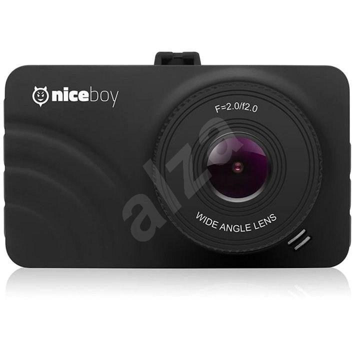 Niceboy Pilot Q3 - Kamera do auta